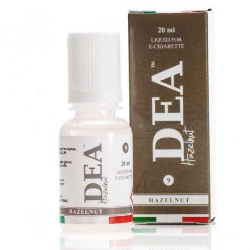 Dea Hazelnut flavour eliquid@ smokedifferent.ie
