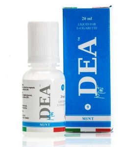 Dea mint flavour eliquid @ smokedifferent.ie