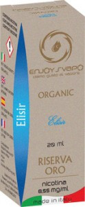 elisir organic e-liquid smokedifferent