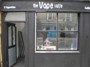Smoke Different Vape Café Dublin