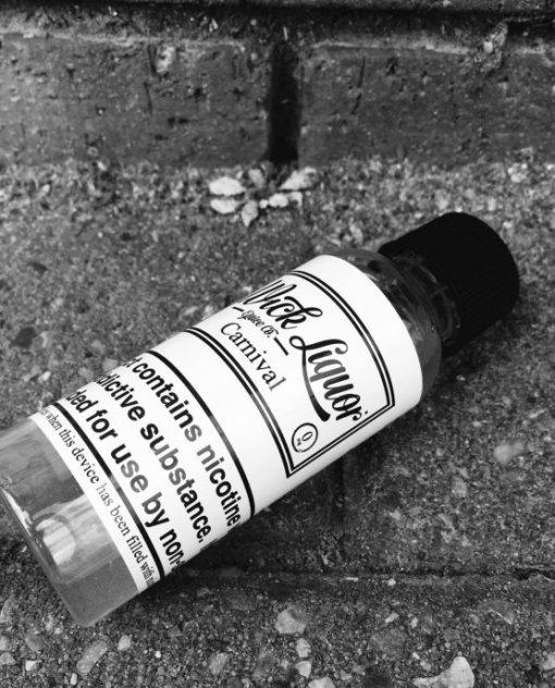 wick liquor-smokedifferent-