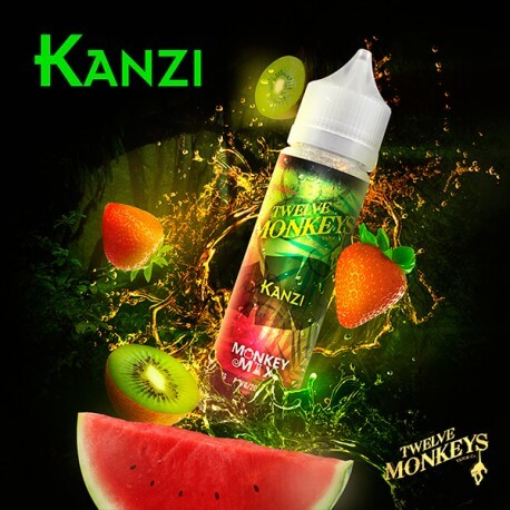 12 Monkeys Vapor Kanzi