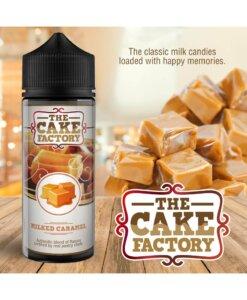 The Cake Factory Milked Caramel 120ml